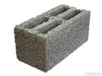 Керамзитобетонный блок 18*18*38 см
