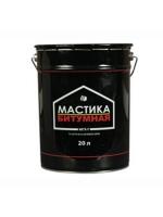 Кровельный материал Мастика битумная